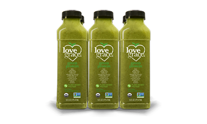 Love Grace Six Packs | love grace cold pressed organic healthy juices cleanses
