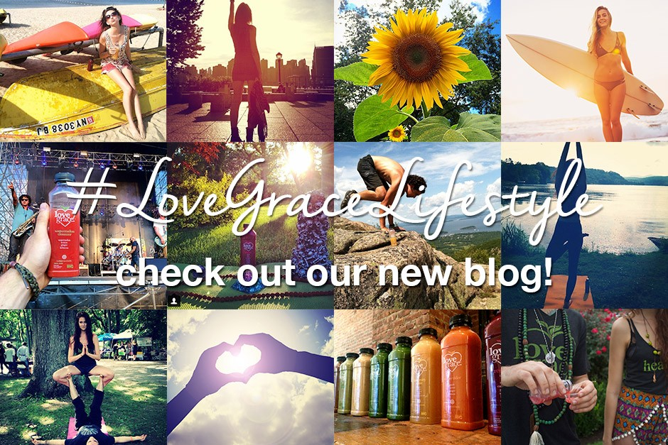 Love Grace Healthy Blog is now Live! Health Tips, Recipes, and the Love Grace Lifestyle