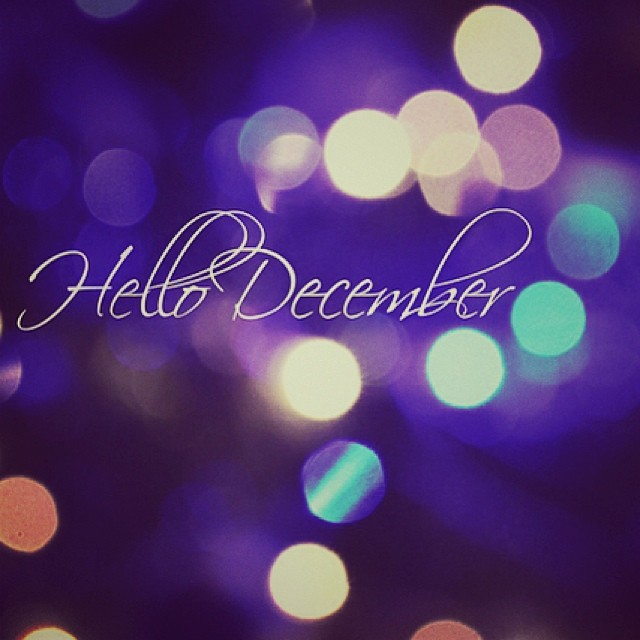 happy december juicers! What is your favorite thing about this magical month?