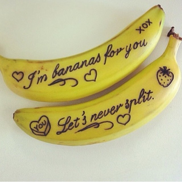 We're bananas for YOU health warriors!tag your lovies!