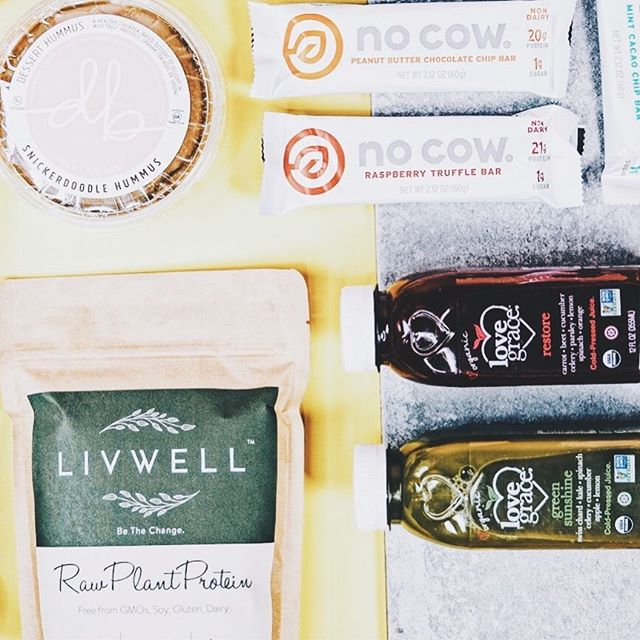 GIVEAWAY ALERT! Are you feeling lucky?!  We've teamed up with some awesome brands to give one lucky winner a prize pack from @livwell_nutrition @delightedbydesserthummus and yours truly! Valued at $100! HOW TO ENTER:Follow @nocow, @livewellnutrition @delightedbyhummus and  @lovegracefoodsLike this photoTag two friends that your ready to spend your summer with! GOOD LUCK! Giveaway ends on 5/22. 18 years or older to enter. USA based only.