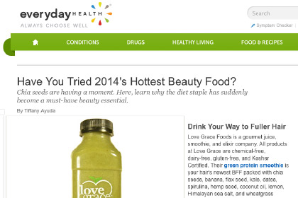 Have You Tried 2014's Hottest Beauty Food?