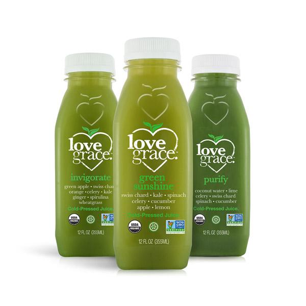 daily green juice box